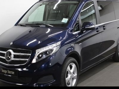 gebraucht Mercedes V250 BlueTEC 4MATIC AVANTGARDE EDITION Lang