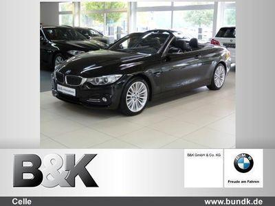 gebraucht BMW 420 d Cabrio A Luxury Line AHK Navi Prof.HiFi