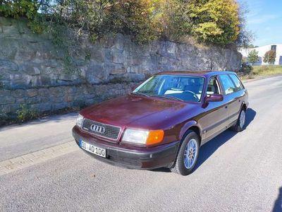 gebraucht Audi 100 quattro Avant 2,8E TÜV 10/2022