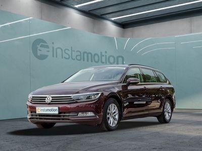 gebraucht VW Passat Passat VariantVariant 1.4 TSI DSG Comfortline Navi LED Climatronic
