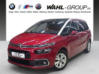 gebraucht Citroën Grand C4 Picasso Spacetourer Selection HDI 120 Selection