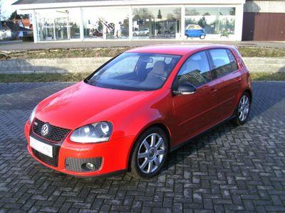 gebraucht VW Golf V GTI/6GANG/17ZOLL/KURVENLICHT/TOP