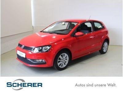 gebraucht VW Polo 1.0 Comfortline Klima, LM, PDC