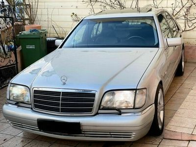 gebraucht Mercedes S300 1998 Mercedes