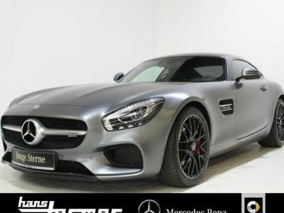 gebraucht Mercedes AMG GT S Burmester High End Memory, Perf.Abgas