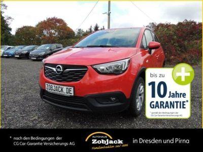 gebraucht Opel Crossland X 1.2 Edition Klima/LED-Tagfahrlicht