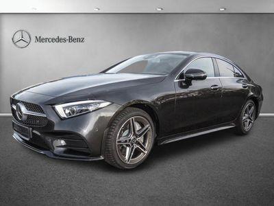 gebraucht Mercedes CLS400 d 4MATIC Coupé AMG+Sitzklima+Burmester