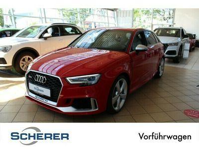 gebraucht Audi RS3 Sportback S-Sportsitze, RS-Abgas, 280km/h, Leder