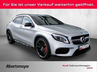 gebraucht Mercedes GLA45 AMG AMG 4Matic+NP 72102 Euro+