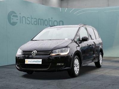 gebraucht VW Sharan Sharan1.4 TSI DSG Comfortline Navi 7 Sitze