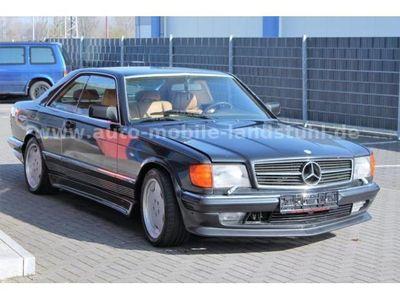 gebraucht Mercedes 380 S-KLASSE*SEC 380*W126C*AMG-PAKET*LORINSER*KLIMA*