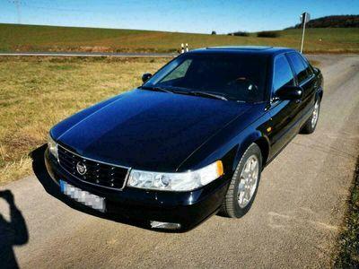 gebraucht Cadillac Seville STS LPG V8 als Limousine in Wetter (Hessen)
