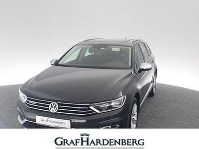 gebraucht VW Passat Alltrack 2.0 TDI 4Motion AHK Navi