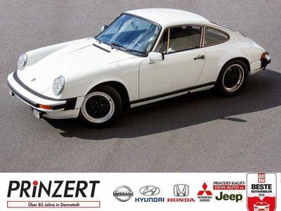 gebraucht Porsche 930 911 930 911 /SC Coupe  Leder braun , Gebrauchtwagen, bei Autohaus am Prinzert GmbH