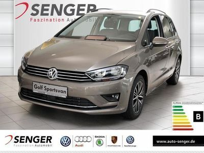 gebraucht VW Golf Sportsvan ALLSTAR BlueMotion Technology 1,2