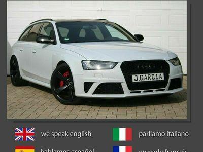 gebraucht Audi RS4 Avant S tronic, nur 63 tkm mit RS-sitze, Panodach