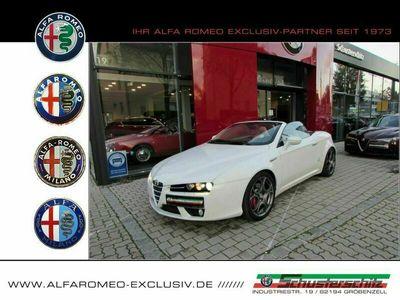 gebraucht Alfa Romeo Spider 3.2 JTS V6 Q4 XENON FACELIFT HISTORIE als Cabrio/Roadster in Groebenzell