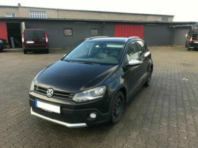 gebraucht VW Polo Cross 1.6 TDI, DSG Automatik EURO5, Klima