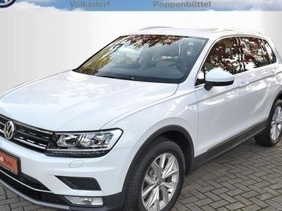 gebraucht VW Tiguan Highline 2.0 TSI BMT DSG 4Motion