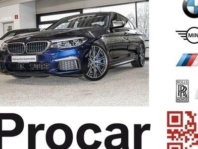 gebraucht BMW M550 d xDrive Navi Prof. Sport Aut. Klimaaut. RFT