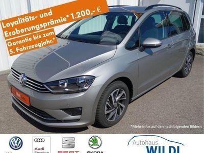 gebraucht VW Golf Sportsvan SOUND 1,4 TSI KLIMA ACC LIGHT