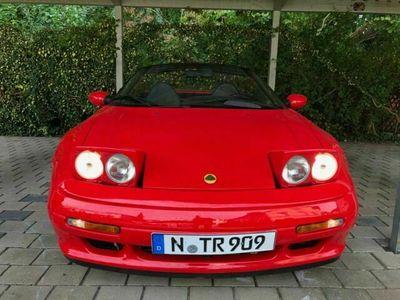 gebraucht Lotus Elan M100 Turbo Cabrio Roadster Youngtimer RAR als Cabrio/Roadster in Nürnberg