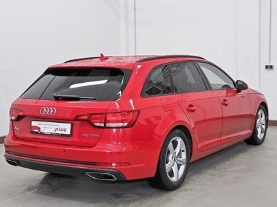 gebraucht Audi A4 40 TFSI S tronic sport MMI Navi Einparkhilfe KLIMA XENON ALU