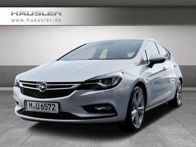 gebraucht Opel Astra 1.6 Turbo Ultimate Navi Klimaauto. Parkpilot v+h Kamera LED Matrix