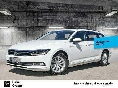 gebraucht VW Passat Variant 2.0TDI DSG Comfortl Pano LED Navi Cam