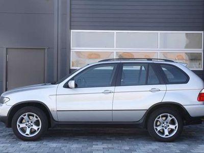 gebraucht BMW X5 3.0i 4x4 Leder, Xenon, AHK,2.Hand, scheckheft