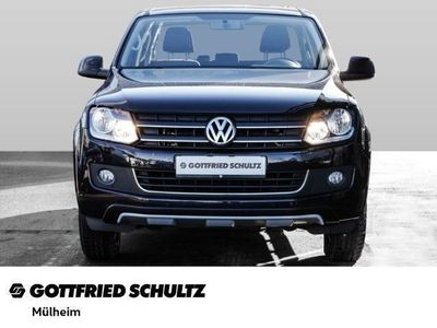 gebraucht VW Amarok 2.0 BiTDI 4Motion Automatik AHK / Navigation RNS 315 - Klima,Sitzheizung,Alu,AHK,