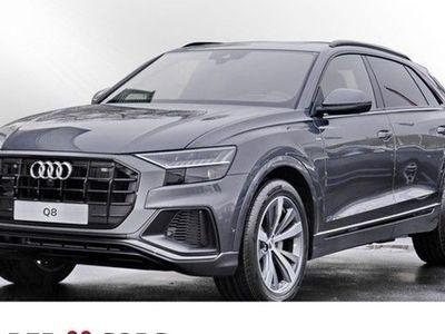 gebraucht Audi Q8 50 TDI S line DAL*AIR*AHK*Matrix*Pano Navi Panorama AHK Standheiz