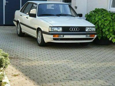 gebraucht Audi 90 quattro 2.2E 5zylinder B2 Typ81 Typ85