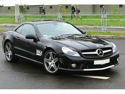 gebraucht Mercedes SL63 AMG SL 63 AMG RoadsterAMG Back Series Edition