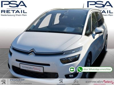 gebraucht Citroën Grand C4 Picasso BlueHDi 120 EAT6 Selection *7-Sitze*Pano*