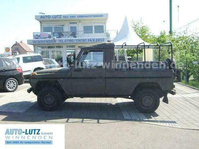 gebraucht Mercedes G230 / 230 GE Schweizer Militär Puch