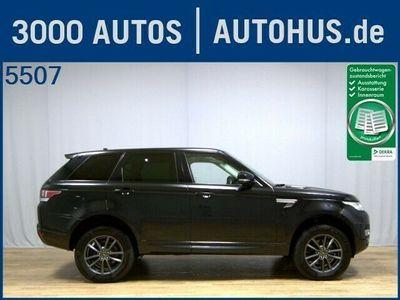 gebraucht Land Rover Range Rover Sport TDV6 HSE Tacho-Digital StHzg