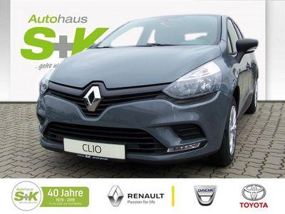 käytetty Renault Clio Life TCe 75*ABS*Fahrerairbaig