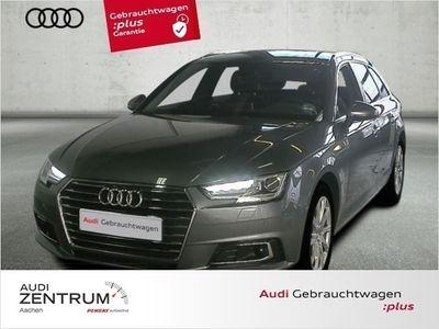 gebraucht Audi A4 2.0 TFSI design MMI Navi plus, Sportsitze