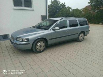 gebraucht Volvo V70 II (2,4l mit 170 PS) mit LPG Gas...