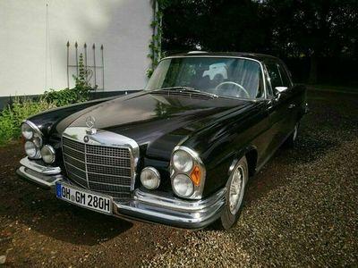 gebraucht Mercedes W111 Mercedes280 SE Coupe