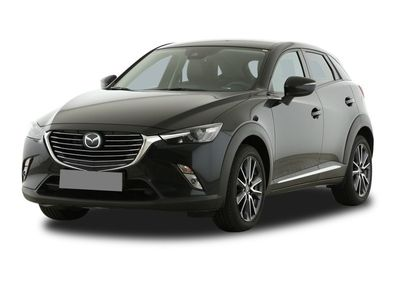 gebraucht Mazda CX-3 Sports-Line LED ACC Navi Kamera