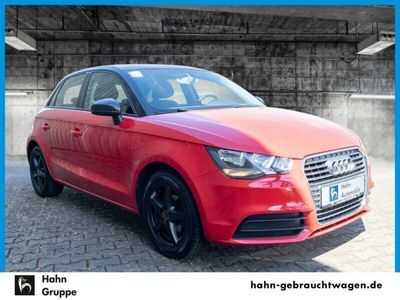 used Audi A1 Sportback Attraction 1.6TDI S-Tronic Climatr Einpark