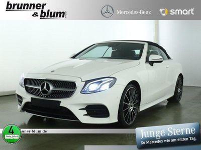 gebraucht Mercedes E300 Cabriolet AMG Line,LED,LM 20 Zoll,Kamera Navi