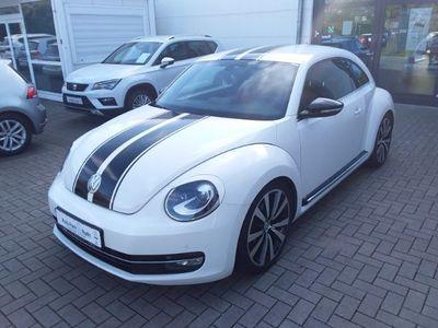 gebraucht VW Beetle 2.0 TSI Sport LEDER NAVI TURBO