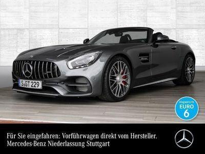 gebraucht Mercedes AMG GT C Roadster Sitzklima Comand Performance