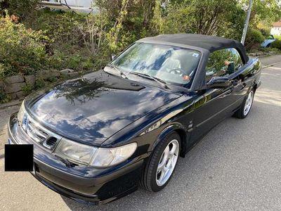 gebraucht Saab 9-3 Cabriolet 2.0i t SE