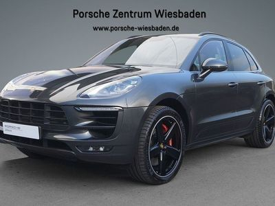 gebraucht Porsche Macan Turbo DAB,LED,Chrono
