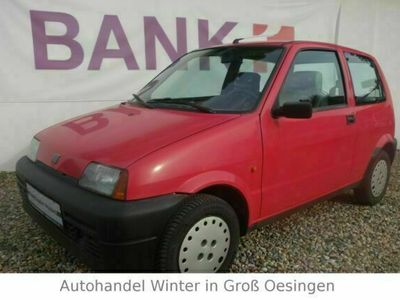 gebraucht Fiat Cinquecento 29KW Tuner/Radio HU:10.2022