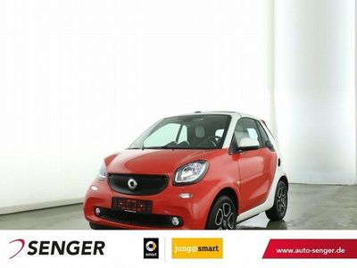 gebraucht Smart ForTwo Cabrio 66KW+TWINAMIC+COOL/MEDIA+LED